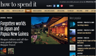 How to spend it Feb 2014