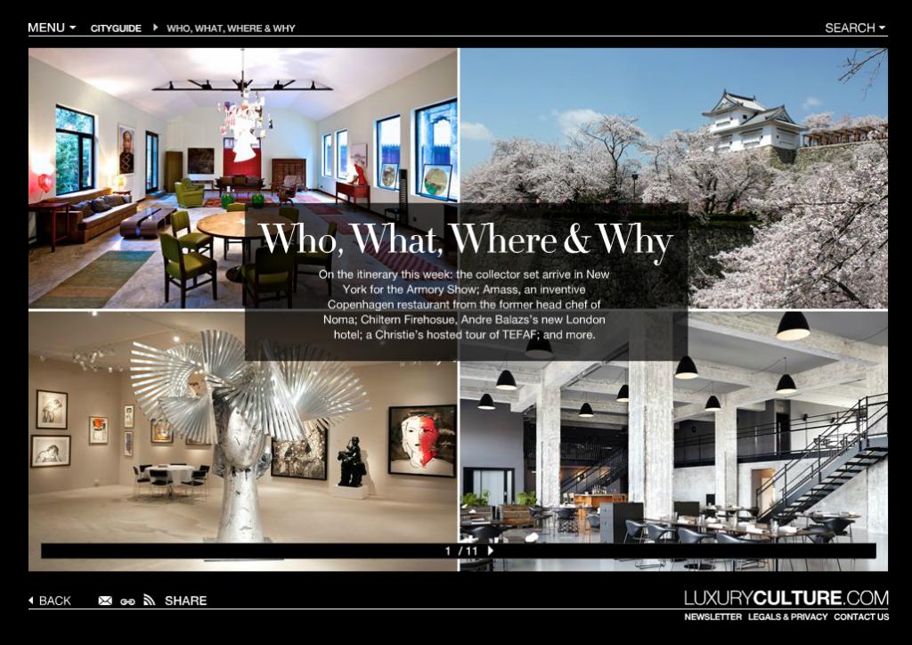 Luxuryculture.com
