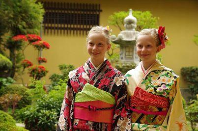 kimono activity